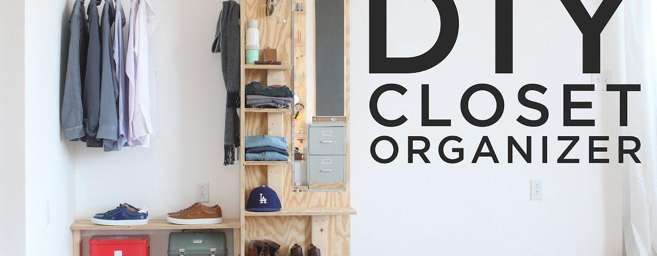 Do It Yourself Closet Organizers The Housing Forum