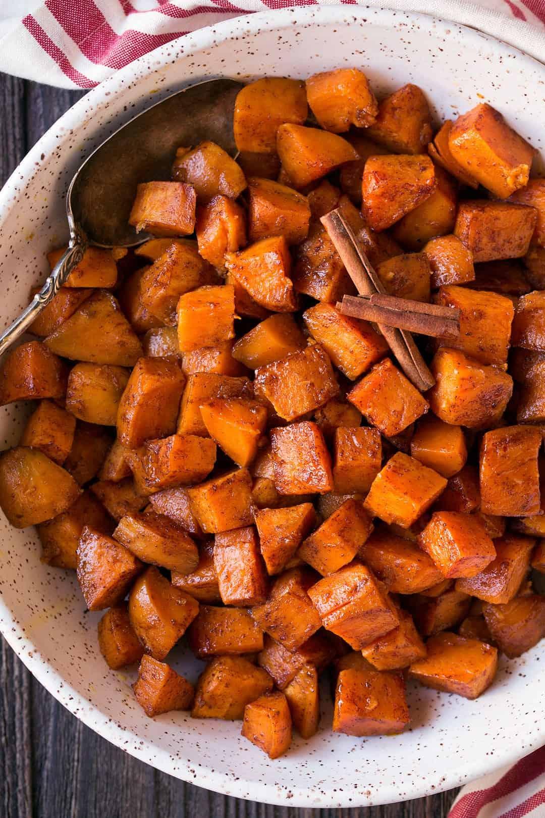 Baked Sweet Potatoes Recipe   Real Simple   Plain Baked Sweet Potato