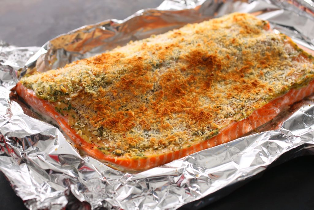 How Long To Bake Salmon The Housing Forum