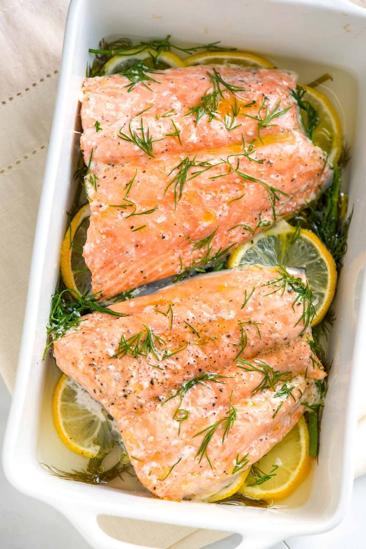 How Long to Bake Salmon in the Oven? - The Housing Forum