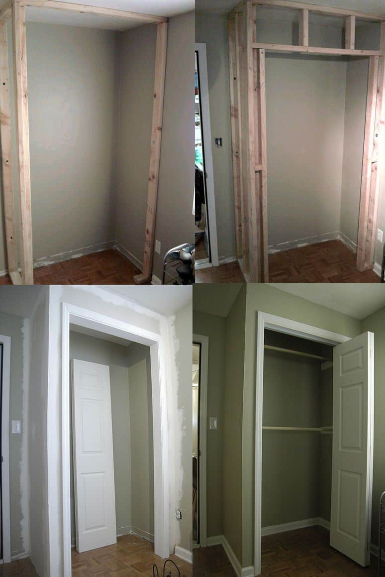 How To Add A Closet To Your House Or Garage For Additional