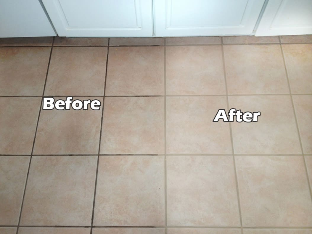 How To Clean Ceramic Tile Grout? - The Housing Forum