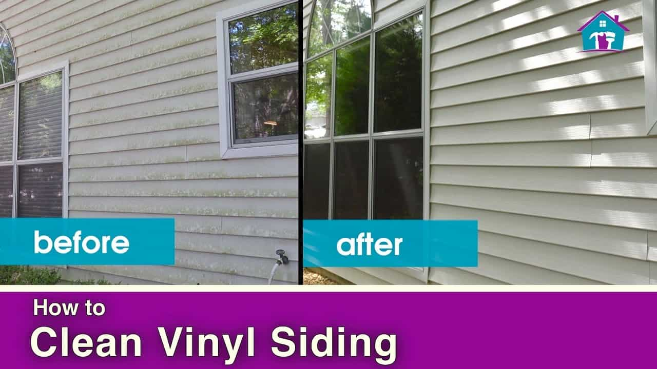 How To Clean Vinyl Siding The Housing Forum