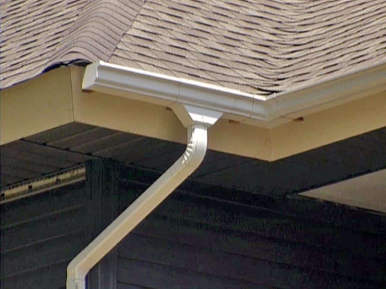 How To Install Gutters And Downspouts The Housing Forum