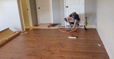 How To Lay Hardwood Floors The Housing Forum