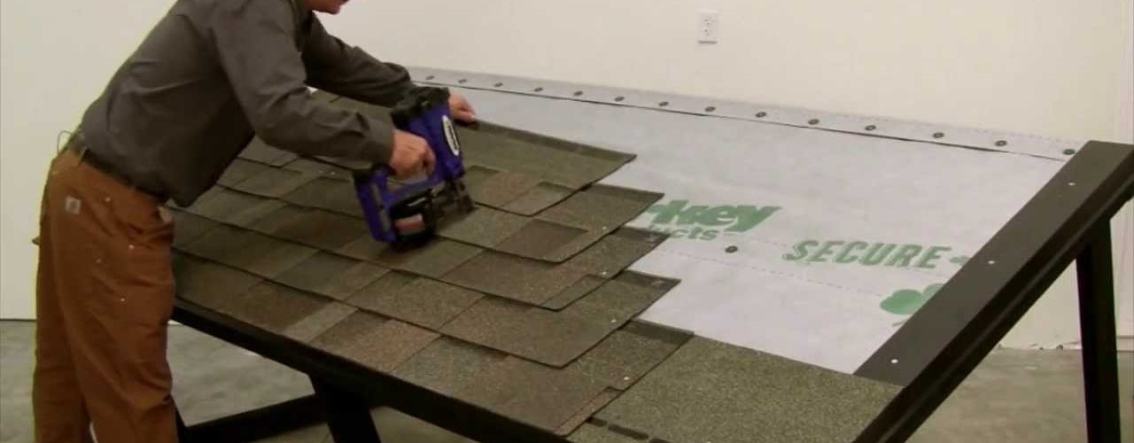 How To Lay Roof Shingles The Housing Forum