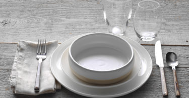 How To Set A Table Properly The Housing Forum
