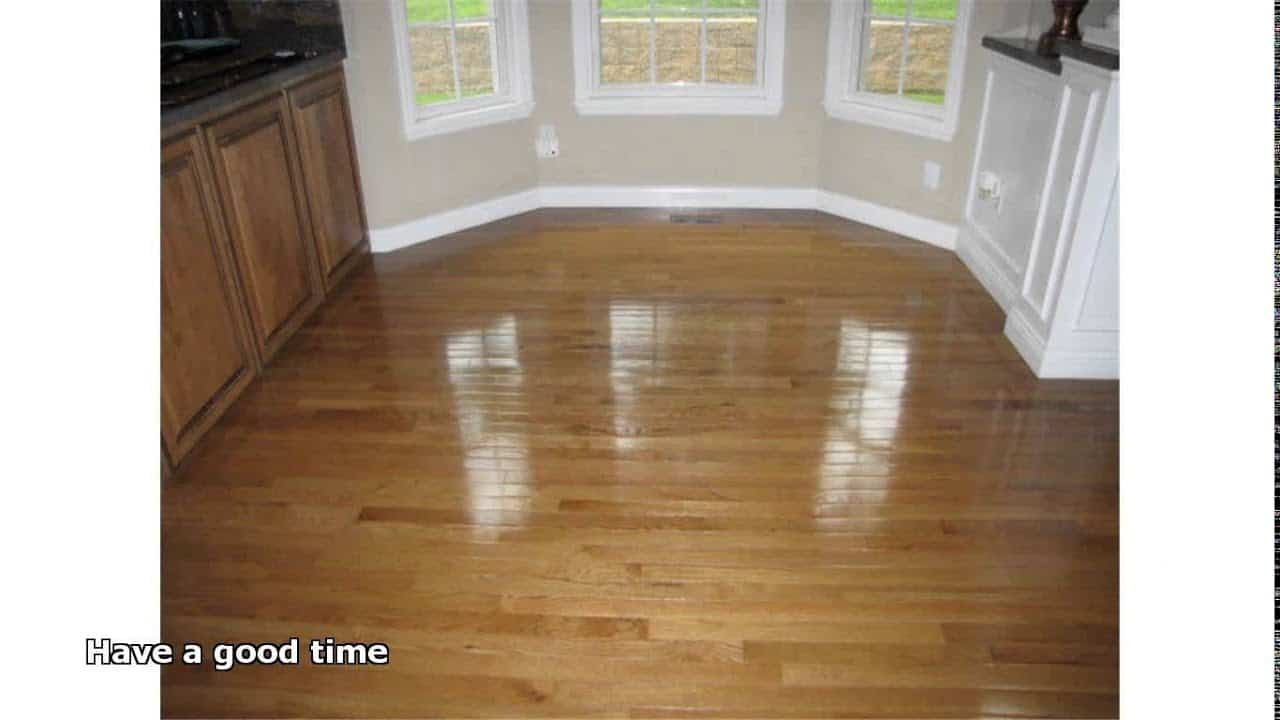 How To Wax Wood Floors The Housing Forum