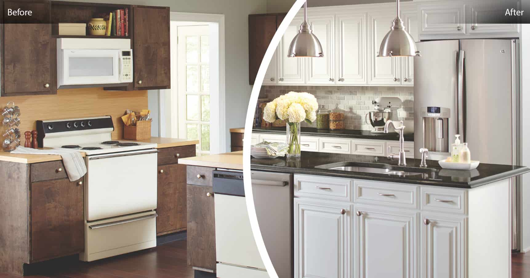 Refacing or Refinishing Kitchen Cabinets | HomeAdvisor