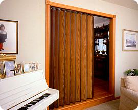 Accordian Closet Door