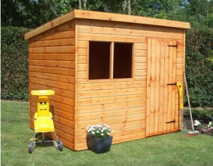 How to Build a Garden Shed The Housing Forum