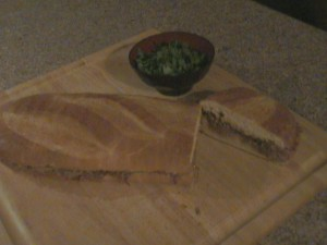 Crock Pot Pulled Pork Sandwich