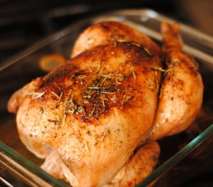 Basic Roast Chicken Recipe