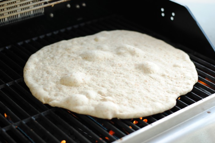 Grilled Pizza Dough