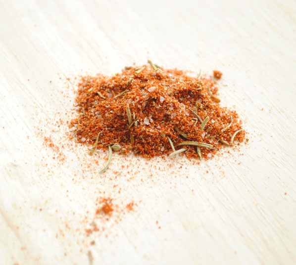 Homemade Spicy Taco Seasoning