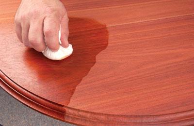 Wood Refinishing