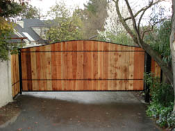 How To Make A Wood Gate