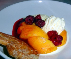 Peach Melba Recipe