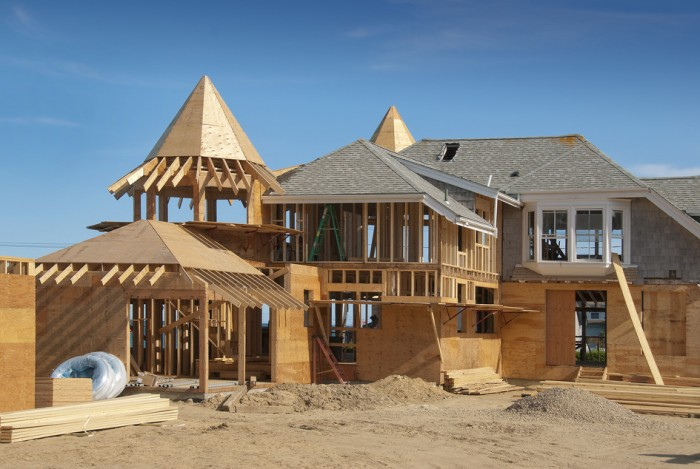 How much does it cost to build a house the housing forum for Building a house