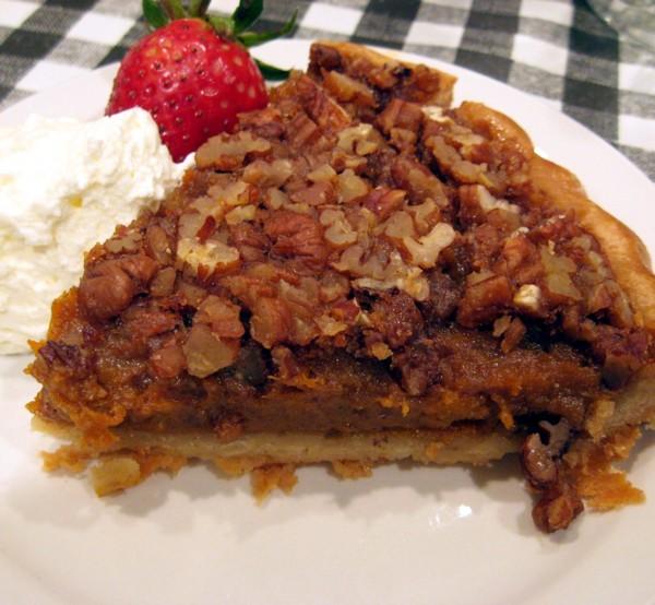 How to Make Sweet Potato Praline Pie?